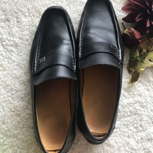 Coach Black loafers Men Size 11